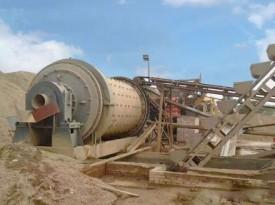 球磨洗砂机维护的重要性