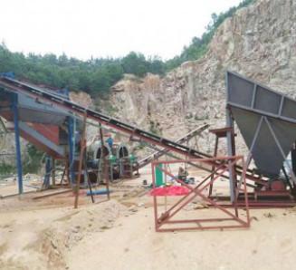 在选用河卵石制砂机时应选用哪些型号和规格