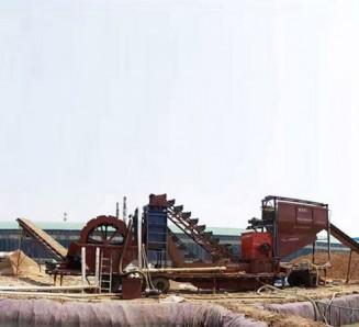机制砂生产线的发展及性能