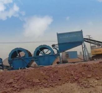 配置一条机制砂生产线成本多少